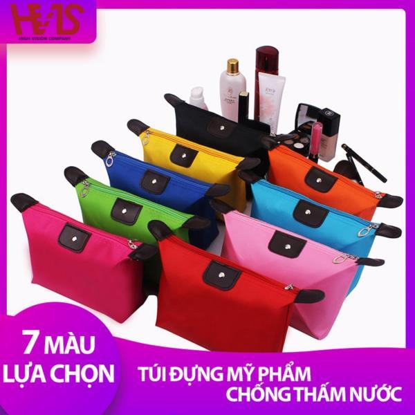 Túi đựng mỹ phẩm chống thấm nước-Nhiều màu cao cấp