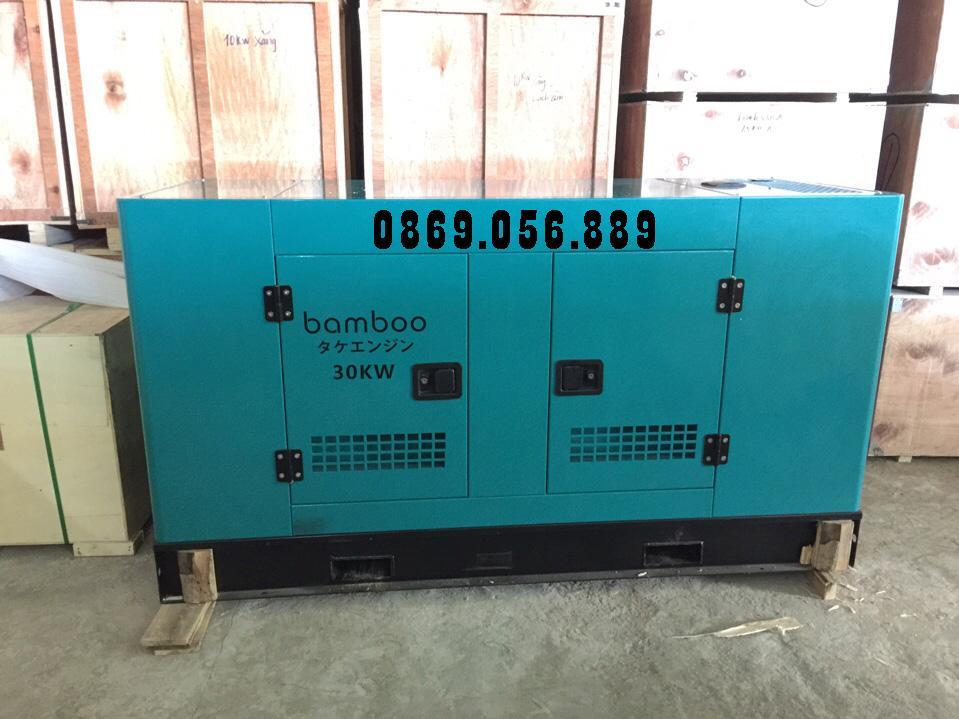 Máy phát điện Bamboo BMB 38800A