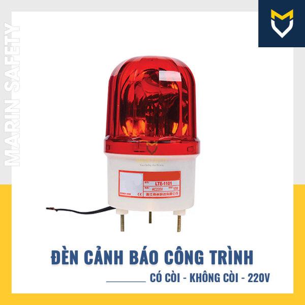 Bảng giá Đèn xoay cảnh báo công trường 220V
