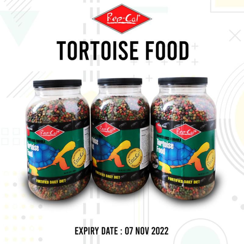 Repcal - Thức ăn dành cho rùa cạn (hủ nguyên seal)