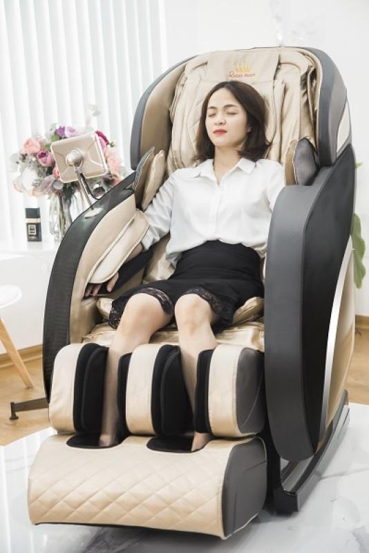 Ghế massage Queen Crown QC CX10 thế hệ mới