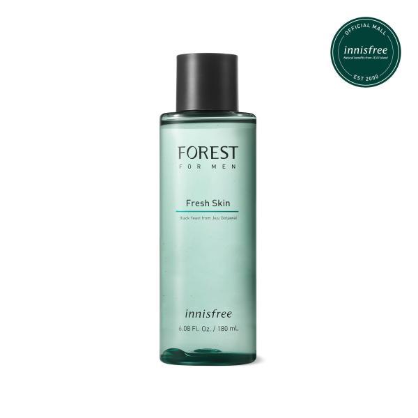 Nước cân bằng innisfree Forest for men Fresh Skin 180ml giá rẻ