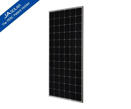 Tấm pin năng lượng mặt trời JA solar 72-Cell Mono PERC Module
