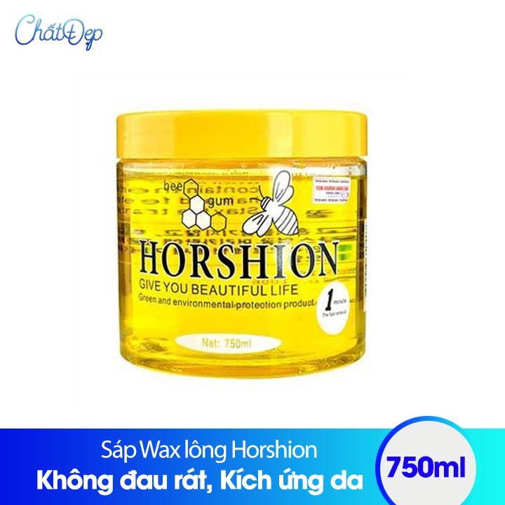 Sáp Wax lông Horshion cao cấp nhập khẩu