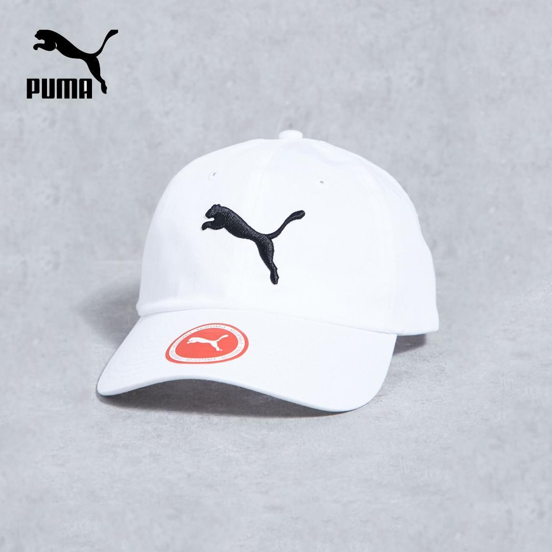 Deal Ưu Đãi Nón Thể Thao Puma ESS Cap White-Big Cat (Trắng)