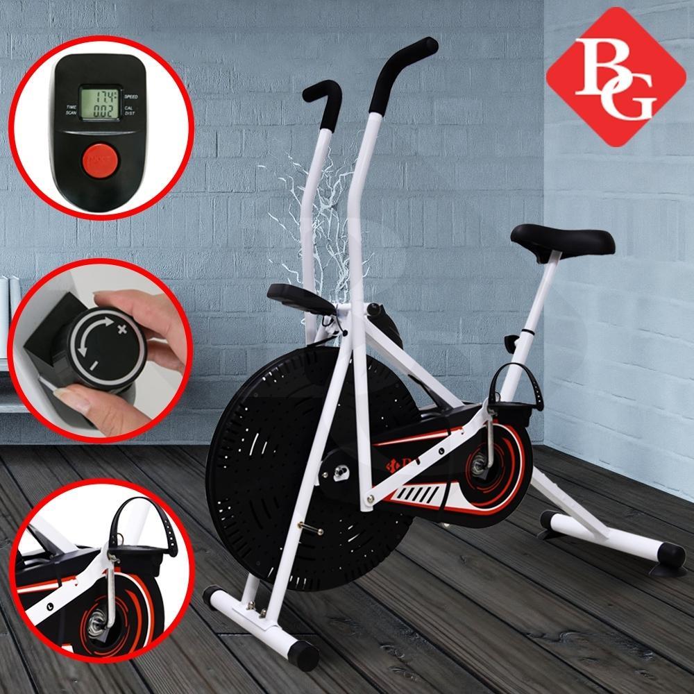 Bảng giá B&G Xe đạp tập thể dục thể thao tay chân kết hợp  Air bike 8702