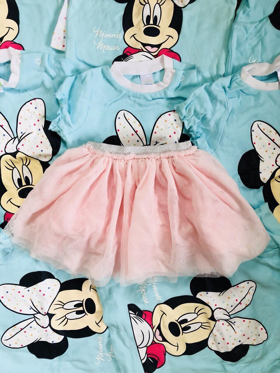 Giá bán Chân váy Disney điệu đà cho bé gái