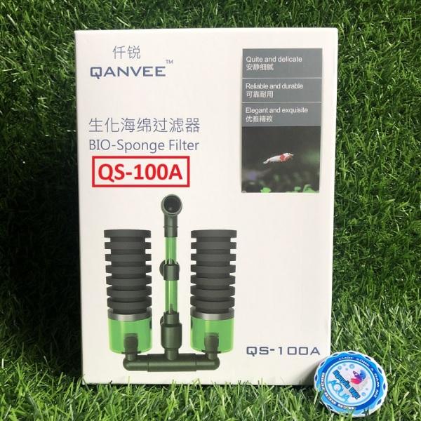 Lọc Bio đôi QS-100A - Lọc vi sinh Qanvee QS-100A