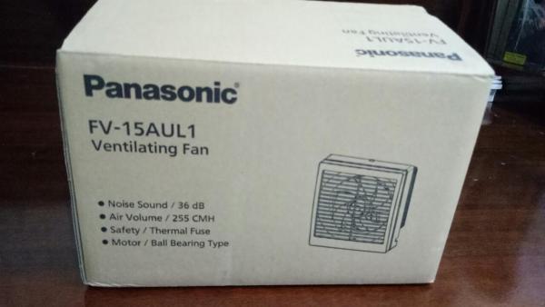 [HCM]Quạt hút gắn tường Panasonic FV-15AUL1