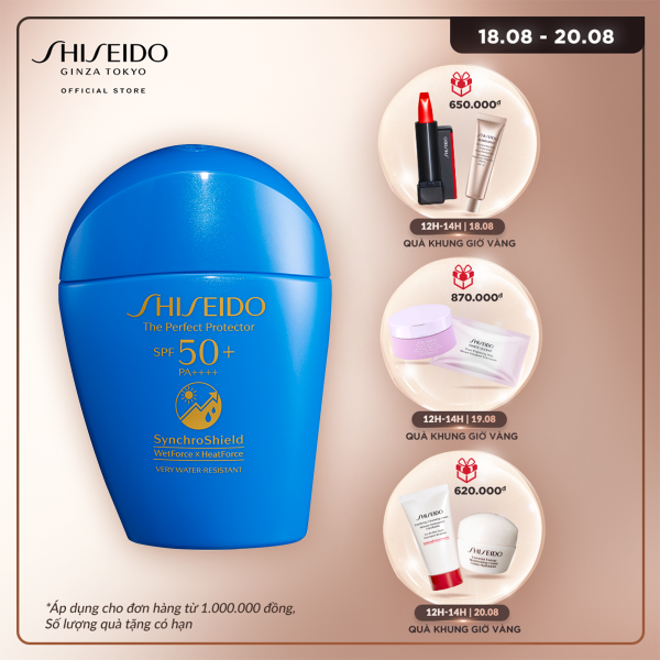 Sữa chống nắng Shiseido GSC The Perfect Protector 50ml