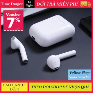 Tai nghe bluetooth 5.0 i11 tai nghe thể thao tai cảm ứng mini nhỏ gọn Âm thanh 3D Hệ thống Android và IOS đều có thể kết nối phù hợp cả nam và nữ có 2 tai nghe nhận gọi thoại tai nghe nhét tai tai nghe bluetooth khong day thumbnail