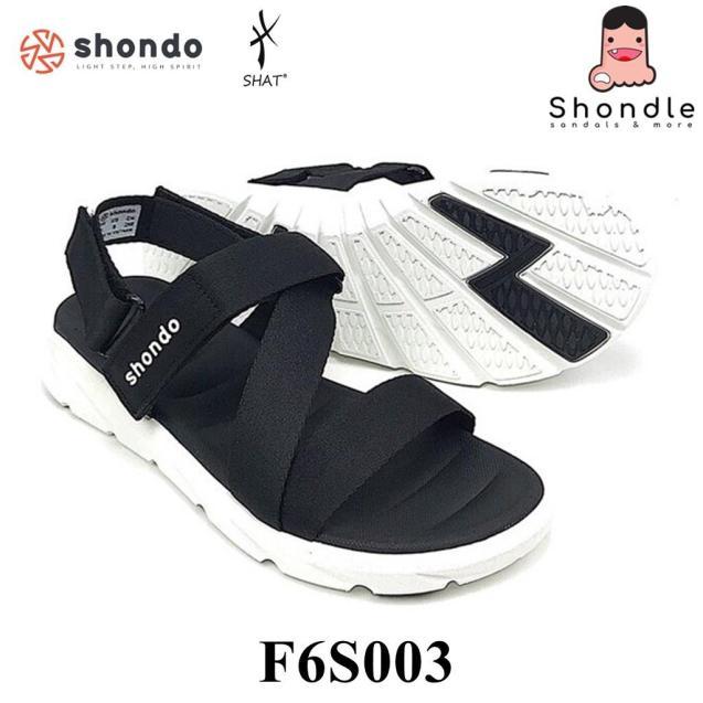 Sandal Shondo Shat 2 Màu Thời Trang [Ảnh Thật] giá rẻ