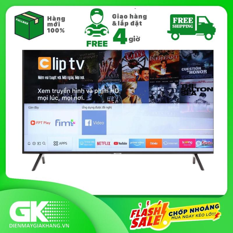 Bảng giá Smart Tivi Samsung 4K 49 inch UA49NU7100