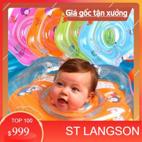 (SLS) [ sale mùa hè] Sẵn hàng combo 10 phao đỡ cổ cho bé .