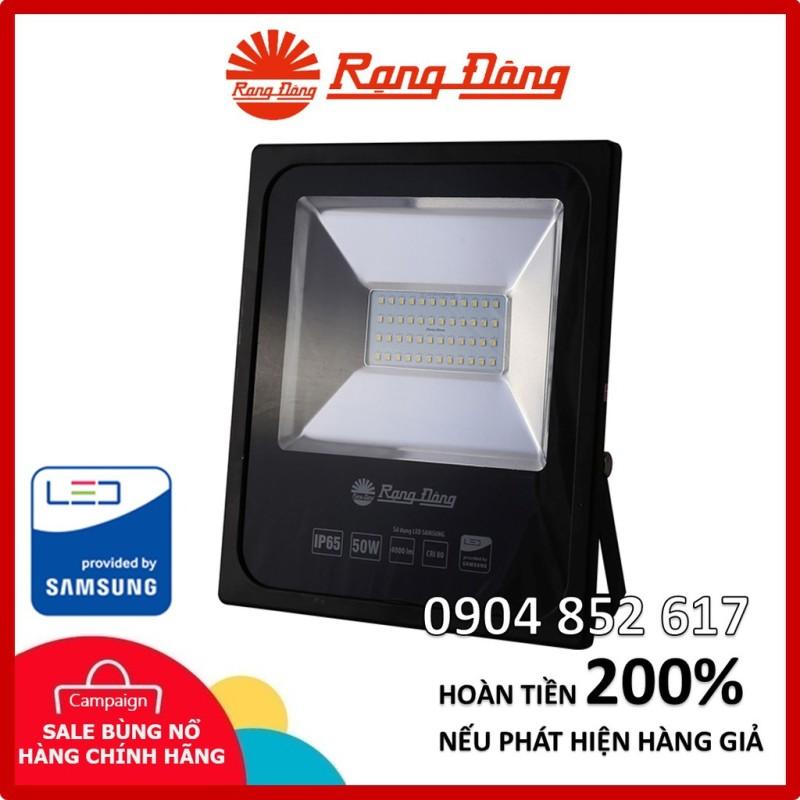 Đèn Pha Led 50W Rạng Đông Ip 65, Chống Bụi, Chống Nước, Chipled Samsung