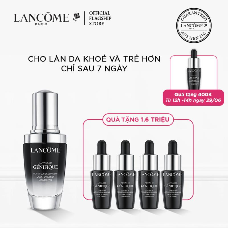 Dưỡng chất (Serum) trẻ hóa da Lancôme Advanced Génifique 30ml nhập khẩu
