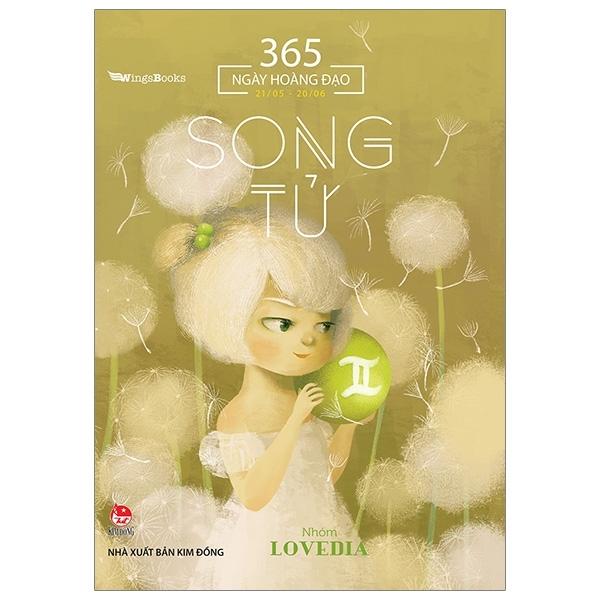 Fahasa - 365 Ngày Hoàng Đạo - Song Tử (Tái Bản 2019)