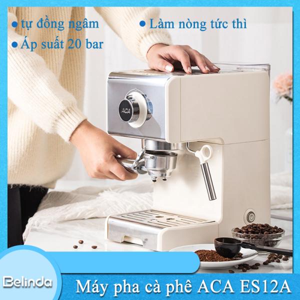 Bảng giá Máy pha cà phê Espresso ACA ES12A bán tự động 20 Bar dành cho gia đình Điện máy Pico