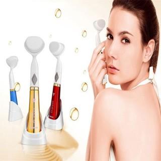 Máy massage rửa mặt Pobling Hàn Quốc- phụ kiện giá rẻ -Máy rửa mặt - Máy mát xa mặt - Máy massage mặt Đa năng -Máy chăm sóc da - máy rửa mặt cầm tay - dụng cụ làm đẹp - dụng cụ chăm sóc da thumbnail