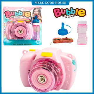Đồ chơi máy ảnh bắn ra bong bóng xà phòng, món quà đặc biệt giành cho bé thumbnail