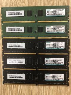 Ram KINGMAX DDR4 4GB bus 2400MHz thumbnail