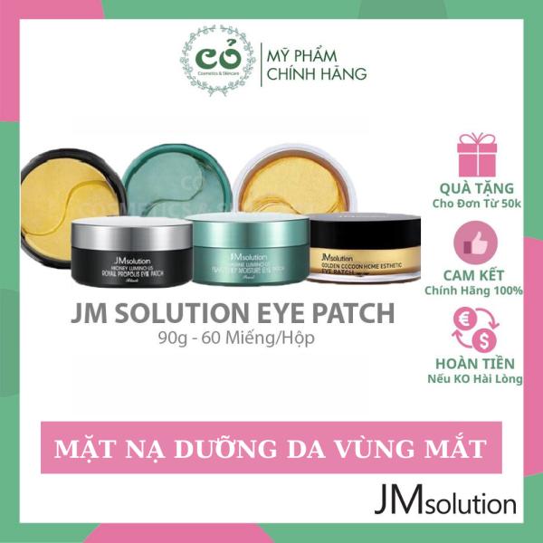 Mặt nạ mắt Jm Solution Lumious Eye Patch cam kết hàng đúng mô tả chất lượng đảm bảo an toàn đến sức khỏe người sử dụng đa dạng mẫu mã màu sắc kích cỡ giá rẻ