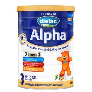 Sữa Dielac Alpha Step 3 - 900g thumbnail