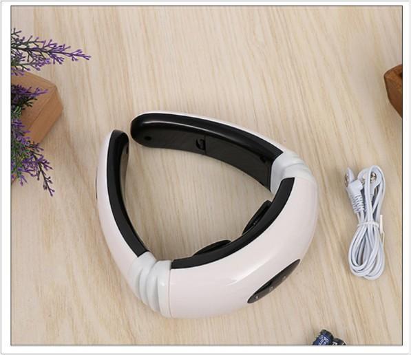 Máy trị liệu massage cổ 3D HX-5880 nhập khẩu