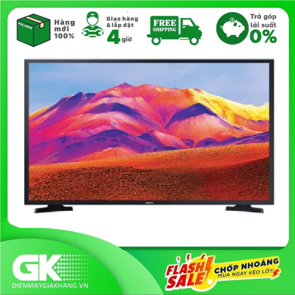 Bảng giá [GIAO HÀNG 2 - 15 NGÀY, TRỄ NHẤT 15.08] TRẢ GÓP 0% - Smart Tivi Samsung 43 inch UA43T6000- Bảo hành 12 tháng