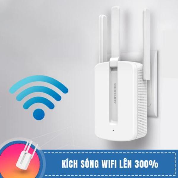 Bảng giá [FREESHIP⚡️]Bộ Kích Sóng Wifi Mercury 3 râu MW310RE  tốc độ 300 Mbps không dây xuyên tường, Cục kích sóng wifi, Thiết bị kích sóng wifi Phong Vũ