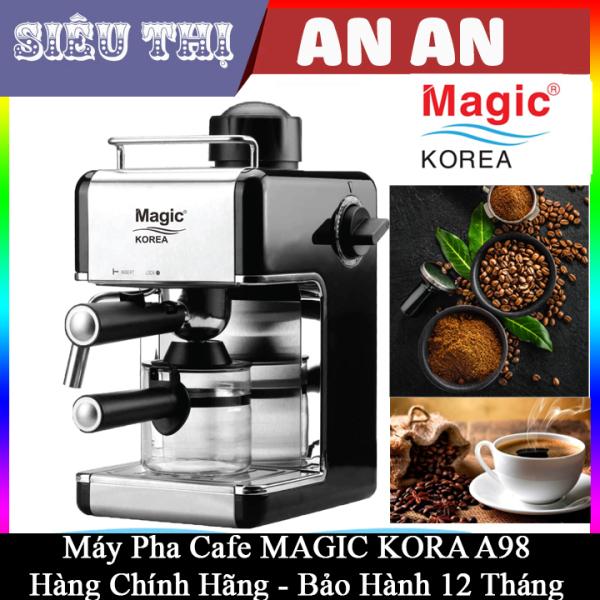 Bảng giá Máy pha cà phê Magic Korea A-98 Công suất 800W Điện máy Pico