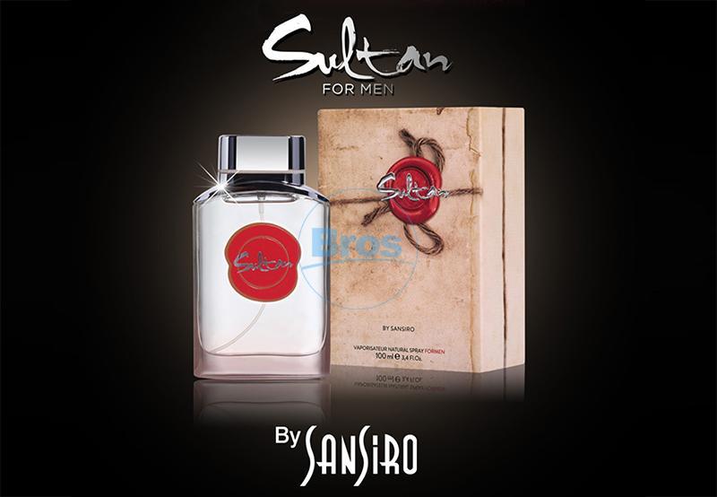 Nước hoa Sansiro Sultan 100ml cho nam
