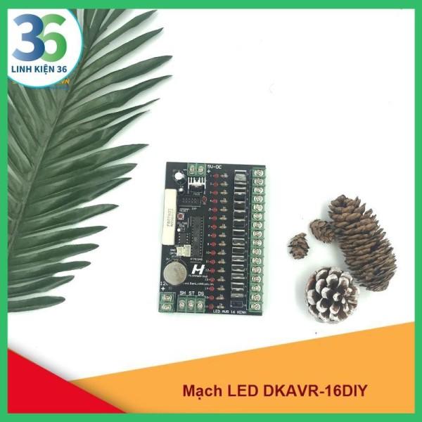 Bảng giá Mạch LED DKAVR-16DIY Phong Vũ