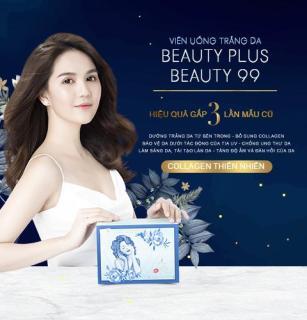 Viên Uống Trắng Da Beauty Plus - Trắng Như Ngọc Trinh thumbnail