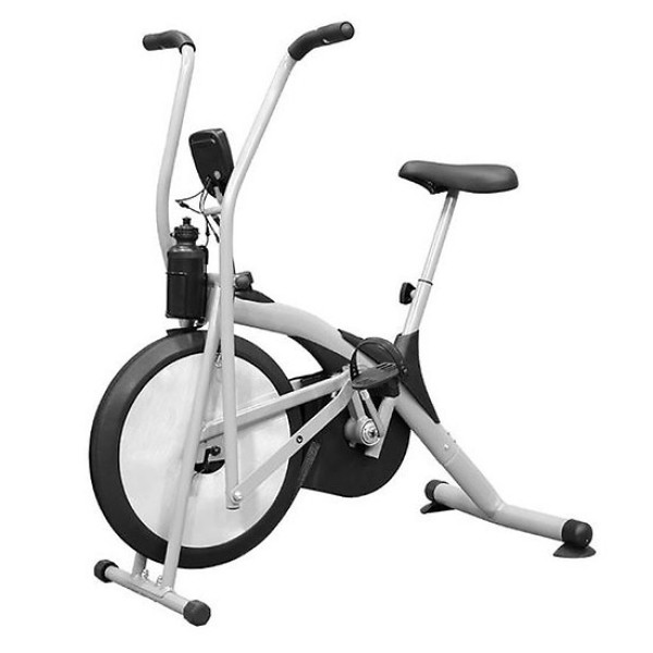 Xe đạp tập thể dục Air Bike MK98 (Xám)