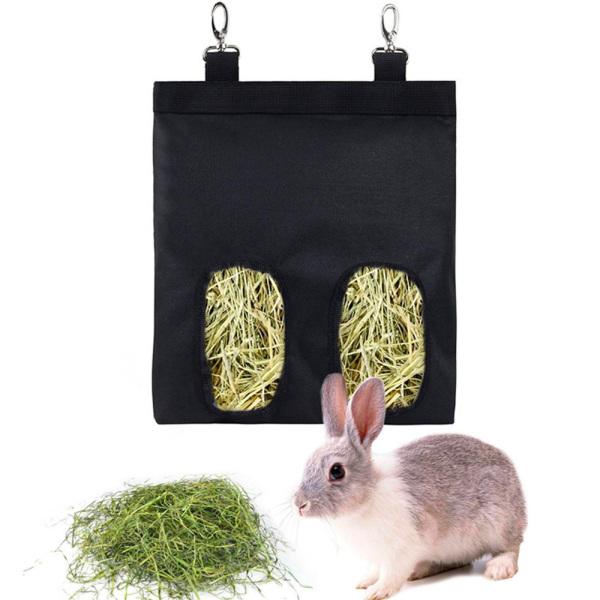 GLADYSA Hamster Rabbit Hay Feeder, Phụ Kiện Lồng Thú Cưng Guinea Túi Chinchilla Hay, Túi Đựng Thức Ăn Túi Đựng Máy Cho Ăn