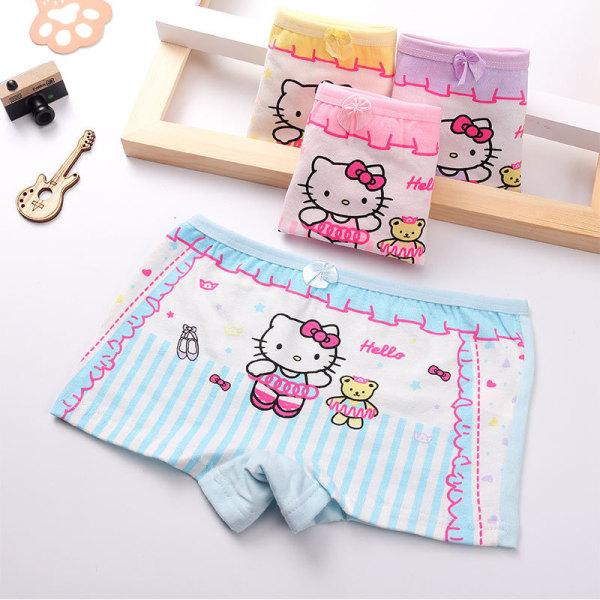 Giá bán Quần chip đùi, quần lót cotton họa tiết đáng yêu xinh xắn cho bé gái QLTE01