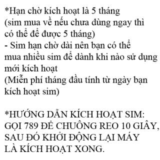 [FREESHIP] COMBO 10 Siêu Thánh Sim 4G Mới Vietnamobile - Miễn Phí 180GB Tháng - Miễn Phí Tháng Đầu - Nghe Gọi Cực Rẻ - Phí Gia Hạn 45.000đ tháng - Shop Lotus Sim Giá Rẻ 2