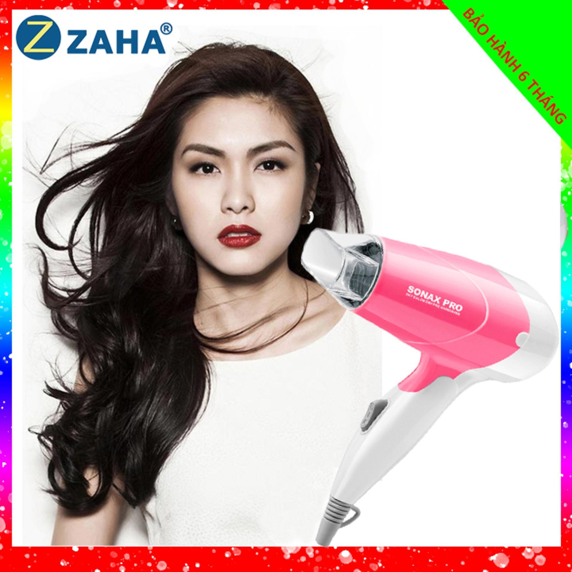 Máy sấy tóc Sonax Pro 6622 mini 1200w Du lịch gấp gọn tiện lợi