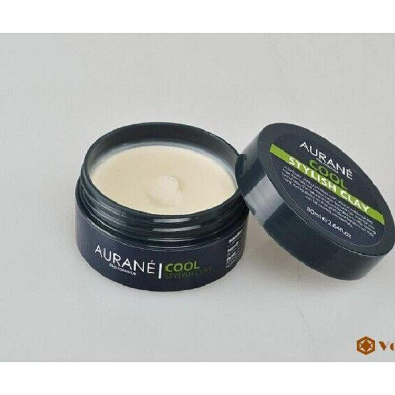 Sáp tạo kiểu tóc nam cứng mờ Aurane Cool Stylish Clay 80ml giá rẻ