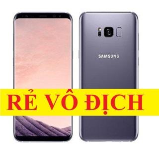 [SALE SỐC] Samsung GalaxyS8 2sim 64G mới CHÍNH HÃNG, chơi PUBG Free Fire mượt thumbnail