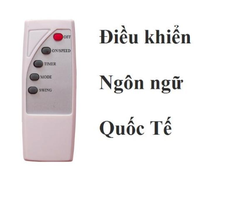 (bán rời remote) điều khiển từ xa cho quạt (in tiếng Anh)