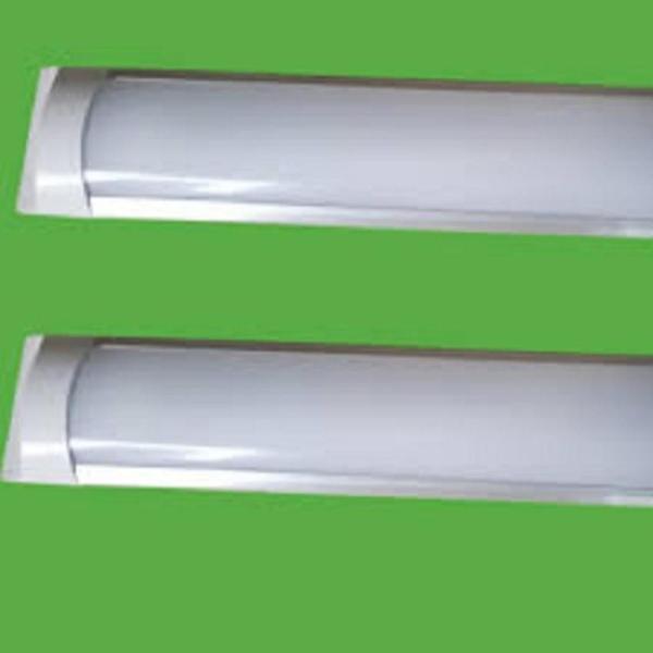 2 Đèn tuýp led bán nguyệt 1,2m 40w (ánh sáng trắng)