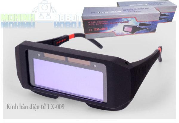 Kính hàn điện tử TX009