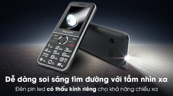 Mastel izzi 300, pin khỏe, nghe to dõ dàng,bền đẹp, điện thoại đen trắng.