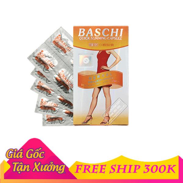 [HCM]Giảm Cân Baschi Cam Thái Lan ( Hộp 30 Viên )
