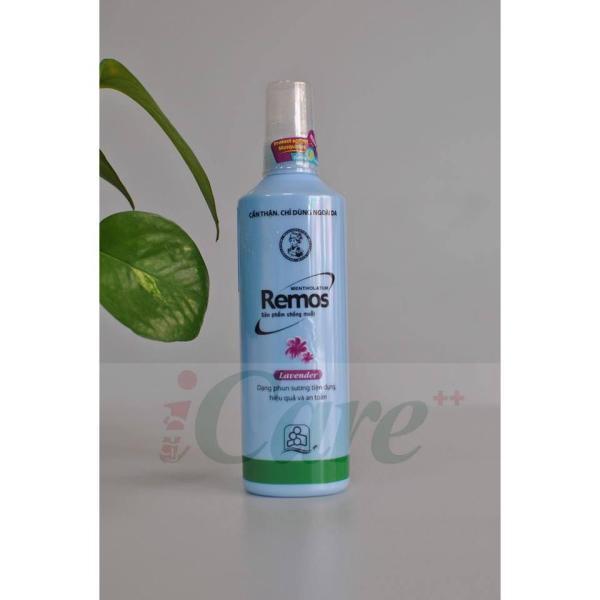 Chống muỗi Mentholatum Remos dạng xịt (150ml)