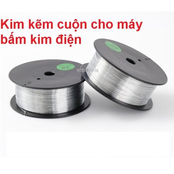 Bảng giá Cuộn kẽm đóng Ghim cho đơn vị in nhanh dùng cho máy M2000 Phong Vũ