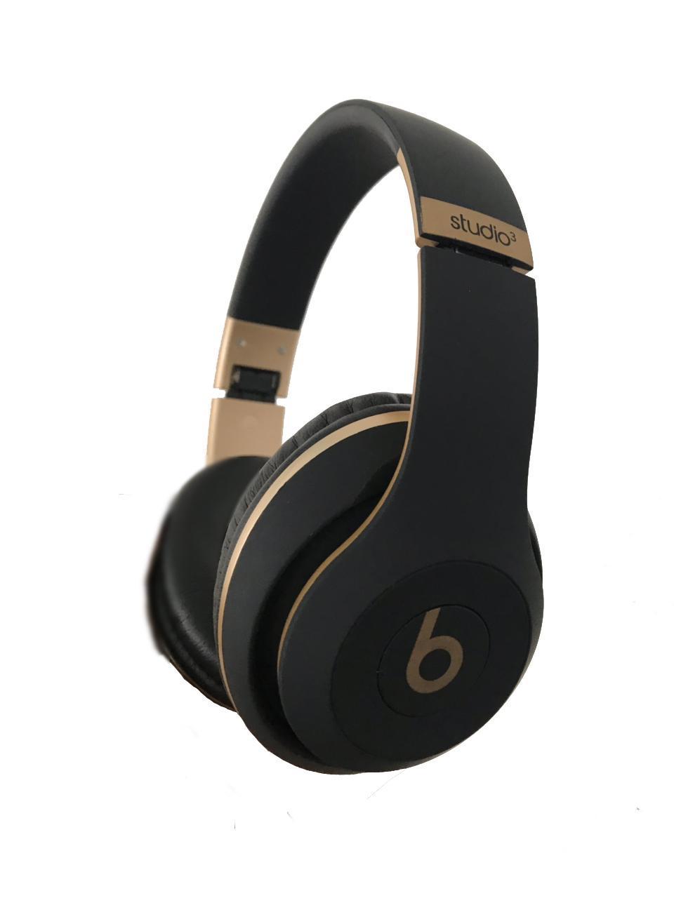 Tai Nghe Bluetooth và Tai Nghe chụp tai over-ear 2 in 1 Beats Studio 3 wireless Giảm Ồn Âm Bass Cực Chất