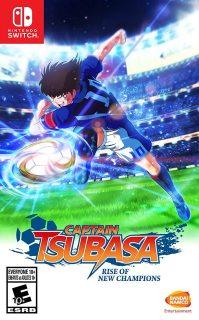 Game Nintendo Switch - Captain Tsubasa Rise of New Champions (Nguyên Seal) Hệ US thumbnail